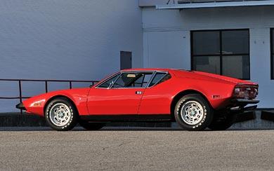 1972 De Tomaso Pantera L wallpaper thumbnail.