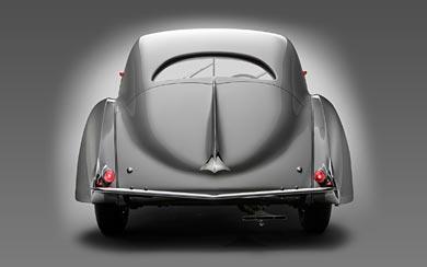 1937 Talbot-Lago Type 150 CS wallpaper thumbnail.