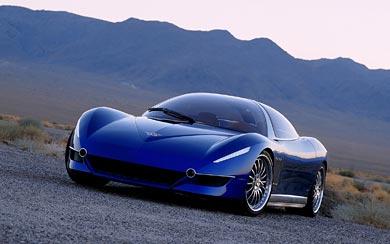 2003 Italdesign Corvette Moray wallpaper thumbnail.