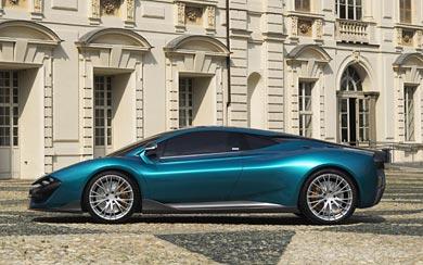 2015 Torino Design ATS Wild Twelve Concept wallpaper thumbnail.