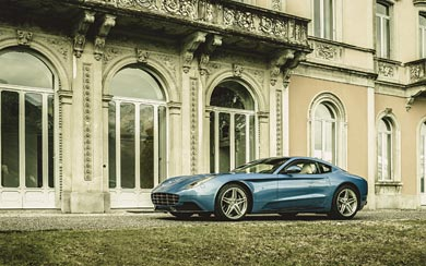 2015 Touring Berlinetta Lusso wallpaper thumbnail.