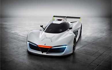 2016 Pininfarina H2 Speed wallpaper thumbnail.