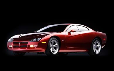 1999 Dodge Charger R/T Concept wallpaper thumbnail.