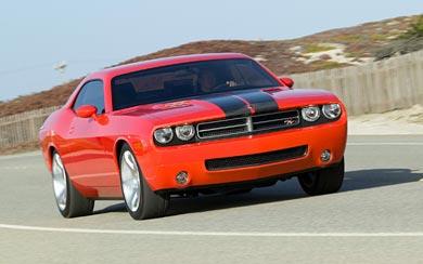 2006 Dodge Challenger Concept wallpaper thumbnail.