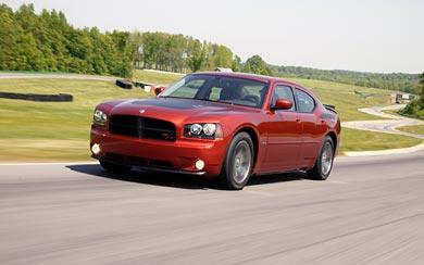 2006 Dodge Charger Daytona R/T wallpaper thumbnail.