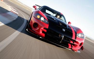 2008 Dodge Viper SRT10 ACR wallpaper thumbnail.