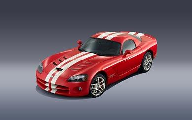 2008 Dodge Viper SRT10 Coupe wallpaper thumbnail.