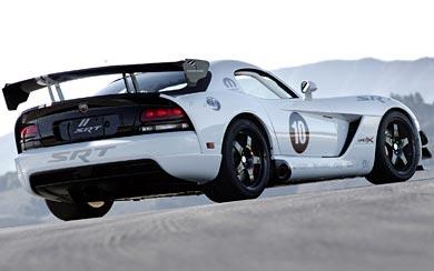 2010 Dodge Viper SRT10 ACR X wallpaper thumbnail.