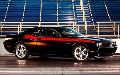 2011 Dodge Challenger R/T Classic wallpaper thumbnail.