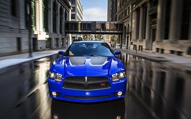 2013 Dodge Charger Daytona wallpaper thumbnail.
