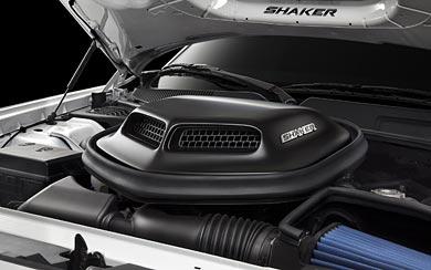 2014 Dodge Challenger Mopar wallpaper thumbnail.