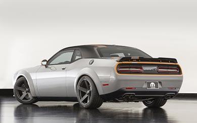 2015 Dodge Challenger GT AWD Concept wallpaper thumbnail.