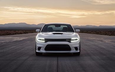 2015 Dodge Charger SRT Hellcat wallpaper thumbnail.
