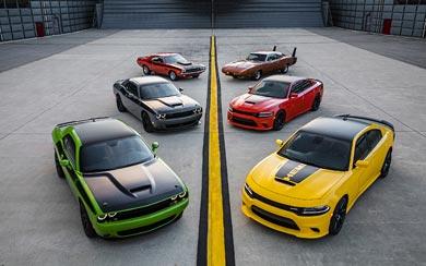 2017 Dodge Challenger T/A wallpaper thumbnail.