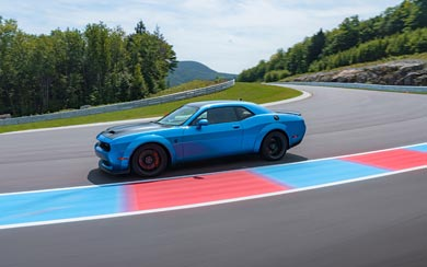 2019 Dodge Challenger SRT Hellcat wallpaper thumbnail.