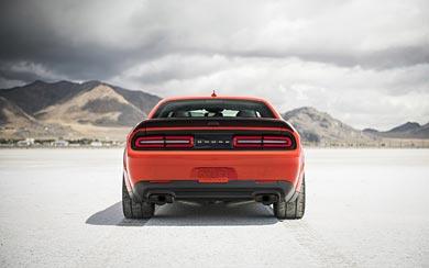 2020 Dodge Challenger SRT Super Stock wallpaper thumbnail.