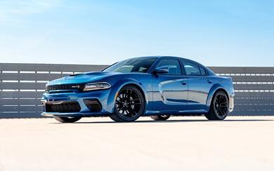2020 Dodge Charger SRT Hellcat Widebody wallpaper thumbnail.