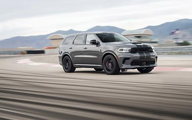 2021 Dodge Durango SRT Hellcat wallpaper thumbnail.