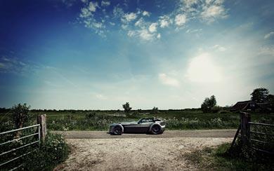 2014 Donkervoort D8 GTO wallpaper thumbnail.