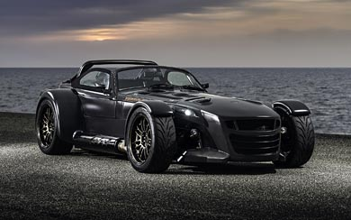 2015 Donkervoort D8 GTO Bare Naked Carbon Edition wallpaper thumbnail.