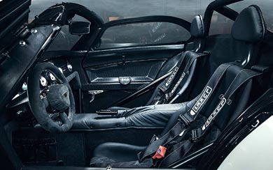 2015 Donkervoort D8 GTO Bilster Berg Edition wallpaper thumbnail.