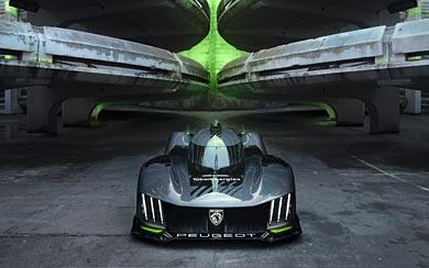 2022 Peugeot 9X8 wallpaper thumbnail.