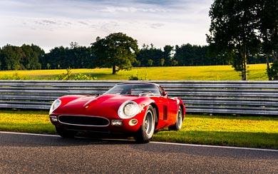 1964 Ferrari 250 GTO wallpaper thumbnail.