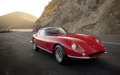 1965 Ferrari 275 GTB wallpaper thumbnail.