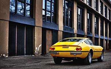 1968 Ferrari 365 GTB4 Daytona wallpaper thumbnail.