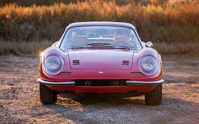 1969 Ferrari Dino 246 GT wallpaper thumbnail.