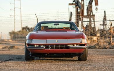 1971 Ferrari 365 GTB4 Daytona wallpaper thumbnail.