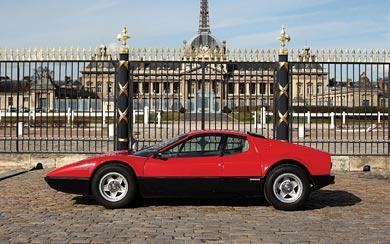 1973 Ferrari 365 GT4 Berlinetta Boxer wallpaper thumbnail.