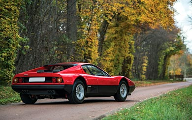 1976 Ferrari 512 BB wallpaper thumbnail.