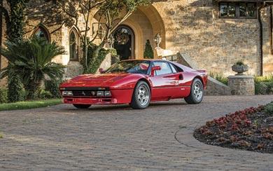 1984 Ferrari 288 GTO wallpaper thumbnail.