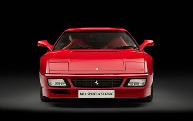 1994 Ferrari 348 GT Competizione wallpaper thumbnail.