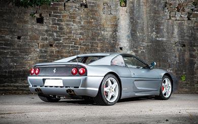 1994 Ferrari F355 Berlinetta wallpaper thumbnail.