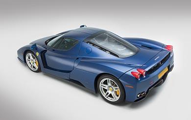 2002 Ferrari Enzo wallpaper thumbnail.