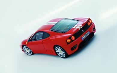 2003 Ferrari 360 Challenge Stradale wallpaper thumbnail.