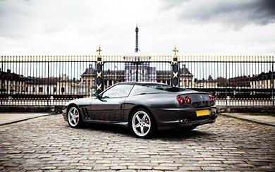 2005 Ferrari 575M Superamerica wallpaper thumbnail.