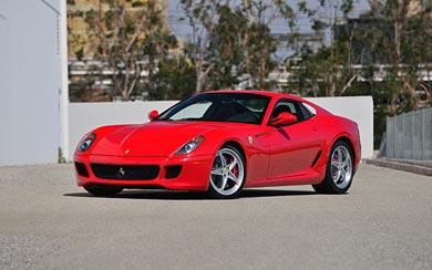 2006 Ferrari 599 GTB wallpaper thumbnail.