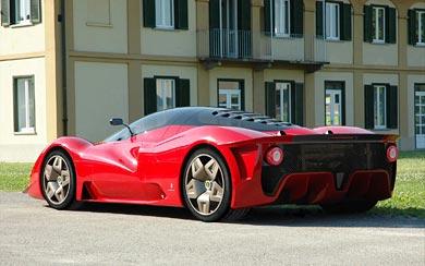 2006 Ferrari P4/5 By Pininfarina wallpaper thumbnail.