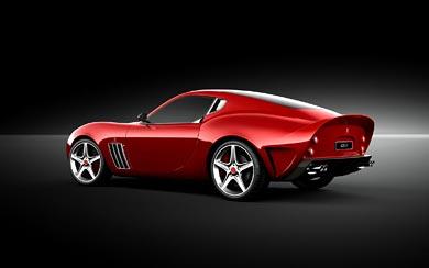 2007 Ferrari 599 GTO Vandenbrink wallpaper thumbnail.