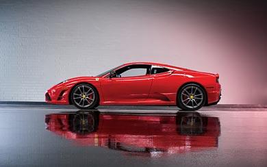 2008 Ferrari 430 Scuderia wallpaper thumbnail.