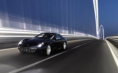 2008 Ferrari 612 Scaglietti wallpaper thumbnail.