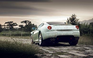 2009 Ferrari 599 Handling GTE Package wallpaper thumbnail.