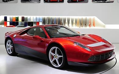 2012 Ferrari SP12 EC wallpaper thumbnail.