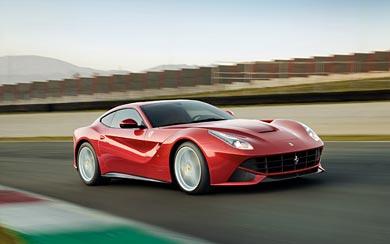 2013 Ferrari F12 Berlinetta thumbnail.