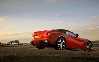 2013 Ferrari F12 Berlinetta wallpaper thumbnail.