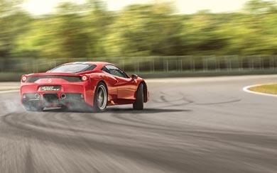 2014 Ferrari 458 Speciale wallpaper thumbnail.