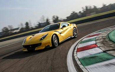 2016 Ferrari F12tdf wallpaper thumbnail.